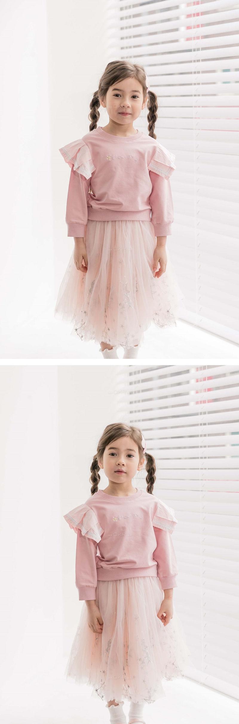 COCO RIBBON - Korean Children Fashion - #Kfashion4kids - Wing MTM