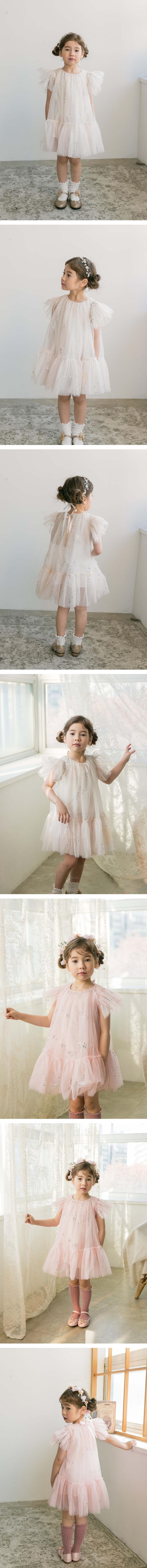 COCO RIBBON - Korean Children Fashion - #Kfashion4kids - Lala Dress