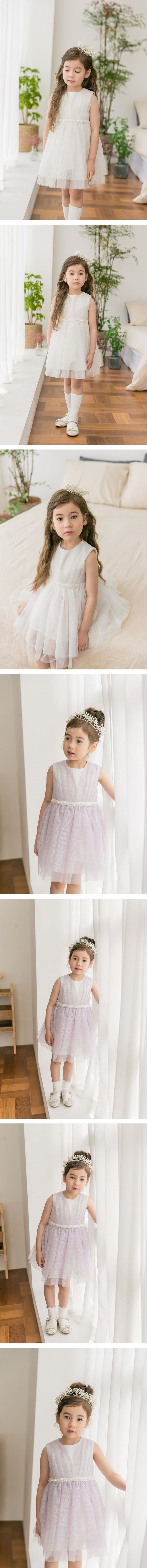 COCO RIBBON - Korean Children Fashion - #Kfashion4kids - Audrey One-piece