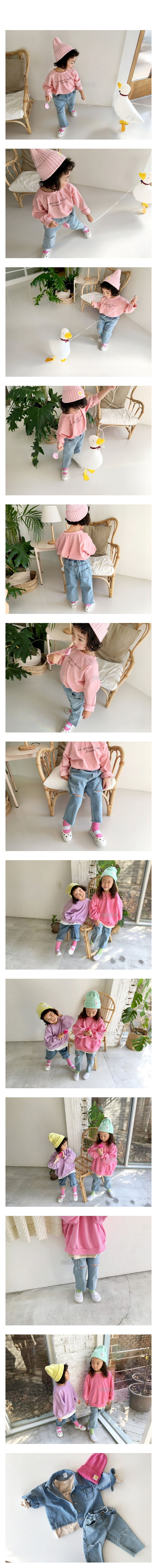 CONCOCTER - Korean Children Fashion - #Kfashion4kids - Vintage Denim Pants