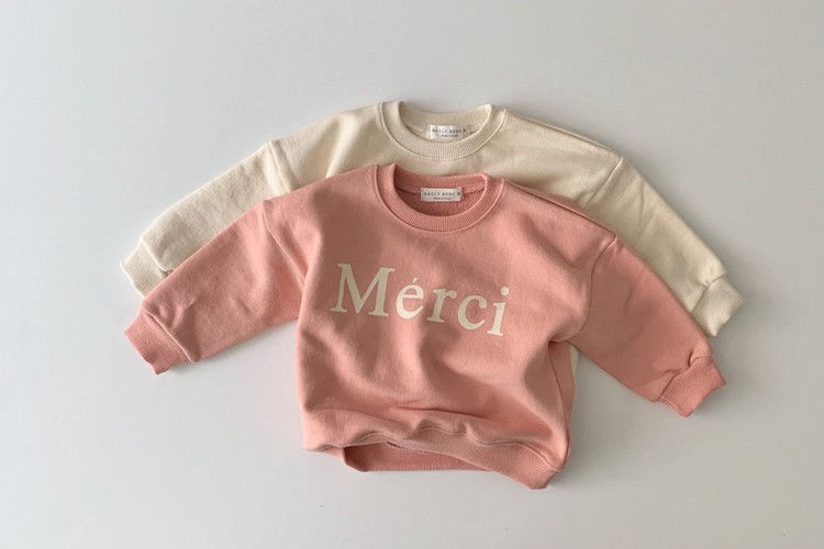 DAILY BEBE - BRAND - Korean Children Fashion - #Kfashion4kids - Merci MtM T