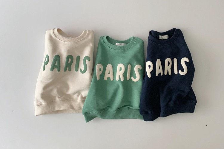 DAILY BEBE - BRAND - Korean Children Fashion - #Kfashion4kids - Paris MtM T