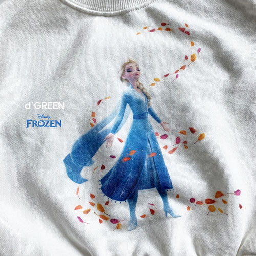 DIGREEN - Korean Children Fashion - #Kfashion4kids - Elsa MTM