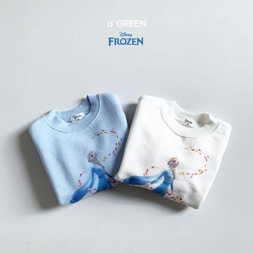 DIGREEN - Korean Children Fashion - #Kfashion4kids - Elsa MTM - 3