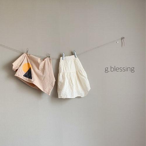 G BLESSING - Korean Children Fashion - #Kfashion4kids - Shape Tee - 2
