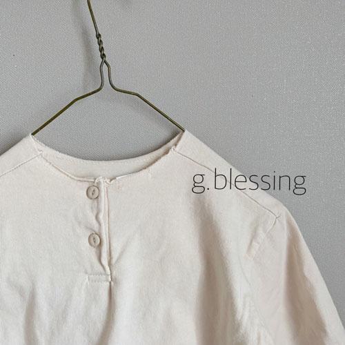 G BLESSING - Korean Children Fashion - #Kfashion4kids - Shape Tee - 6