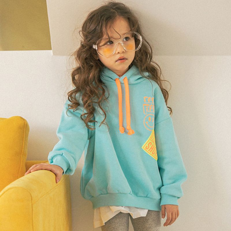 LILAS - BRAND - Korean Children Fashion - #Kfashion4kids - Whoever Hood MTM