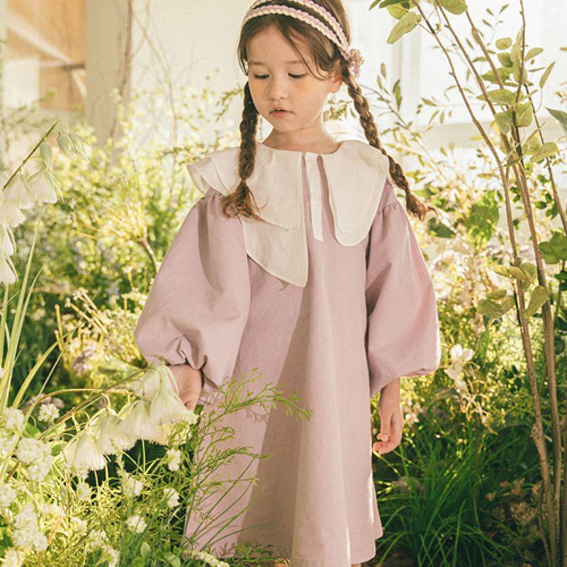 LILAS - BRAND - Korean Children Fashion - #Kfashion4kids - Drama Dress