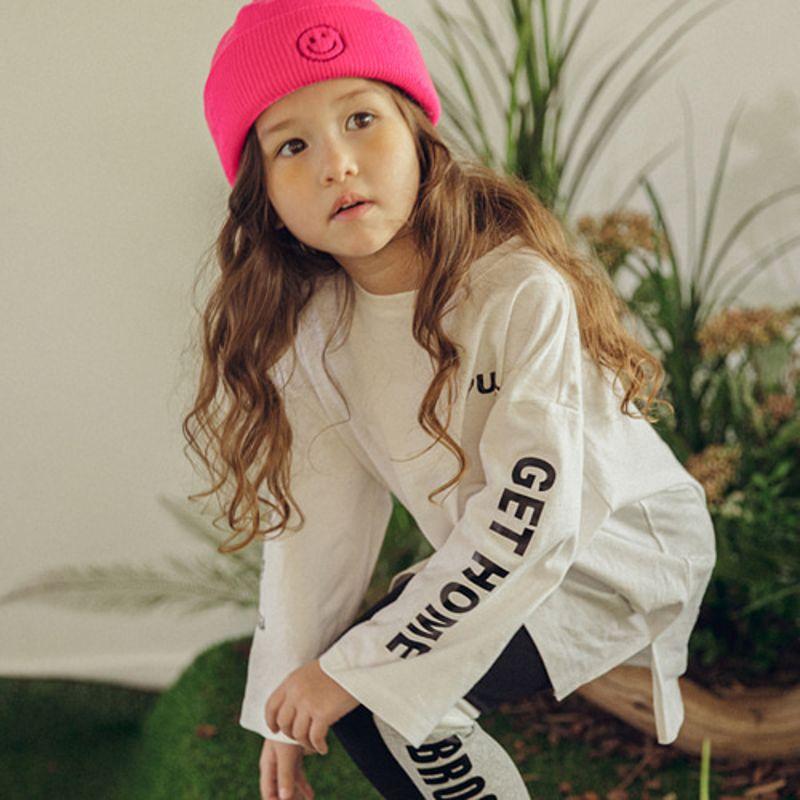 LILAS - BRAND - Korean Children Fashion - #Kfashion4kids - Layered Tee