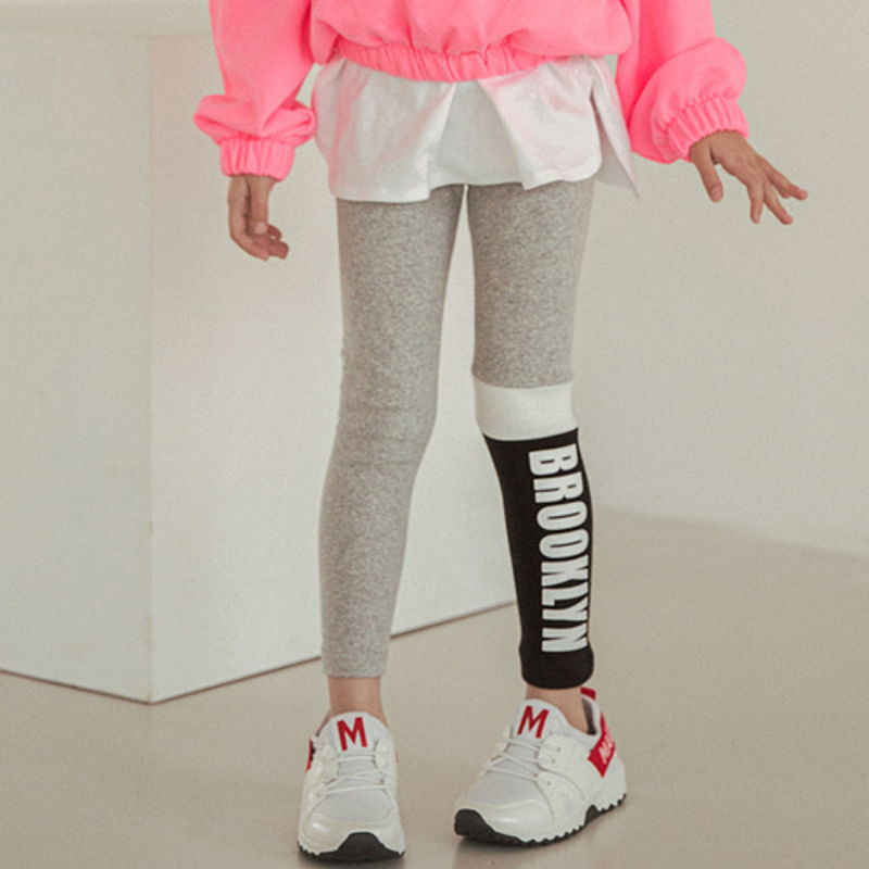 LILAS - BRAND - Korean Children Fashion - #Kfashion4kids - Brooklyn Leggings