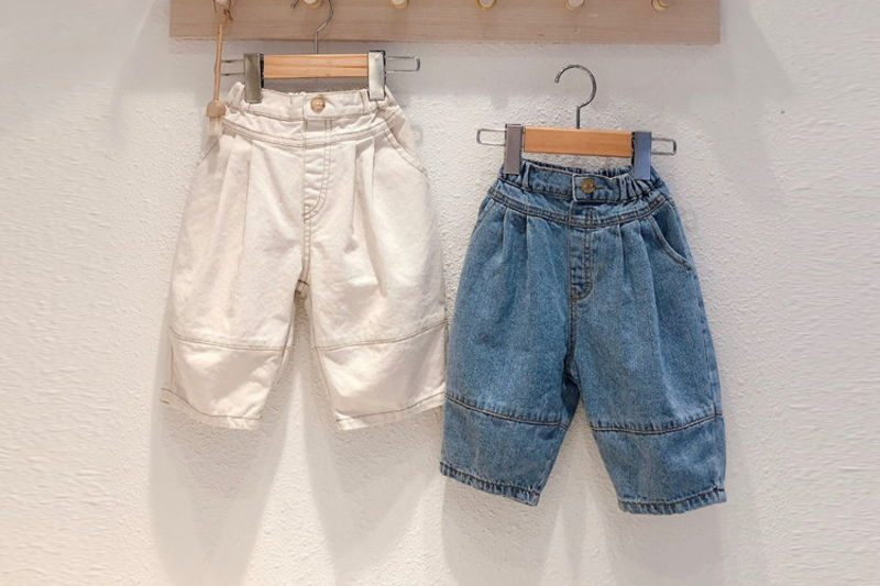 LOVIN - BRAND - Korean Children Fashion - #Kfashion4kids - Mongle Pants