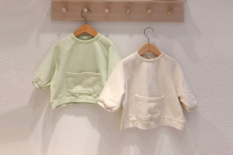 LOVIN - BRAND - Korean Children Fashion - #Kfashion4kids - Half Moon MTM