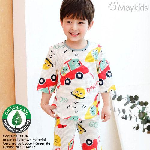 MAYKIDS - BRAND - Korean Children Fashion - #Kfashion4kids - Do It Dino Playwear