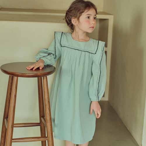 MICCA - BRAND - Korean Children Fashion - #Kfashion4kids - Molly Dress