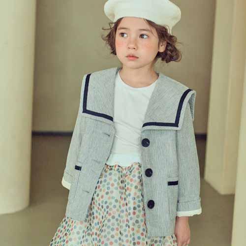 MICCA - BRAND - Korean Children Fashion - #Kfashion4kids - Bay Jacket