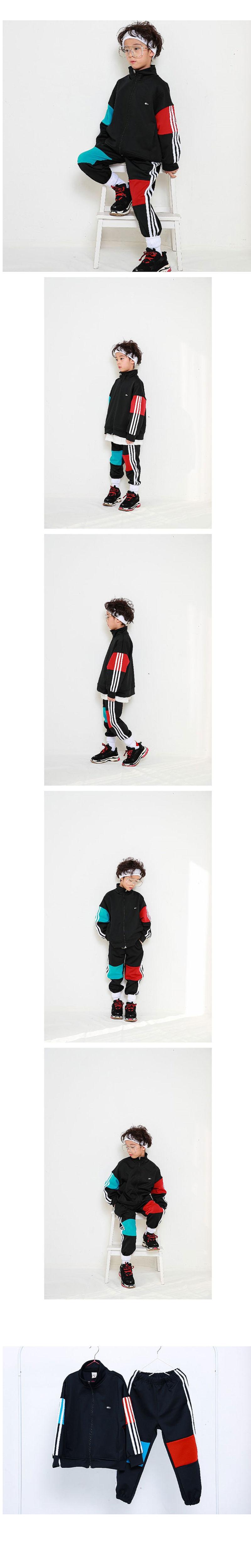 MINI CABINET - Korean Children Fashion - #Kfashion4kids - Color Training Set
