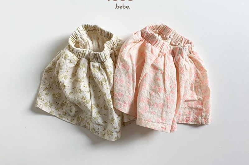 MINI ROBE - BRAND - Korean Children Fashion - #Kfashion4kids - Blossom Bloomer