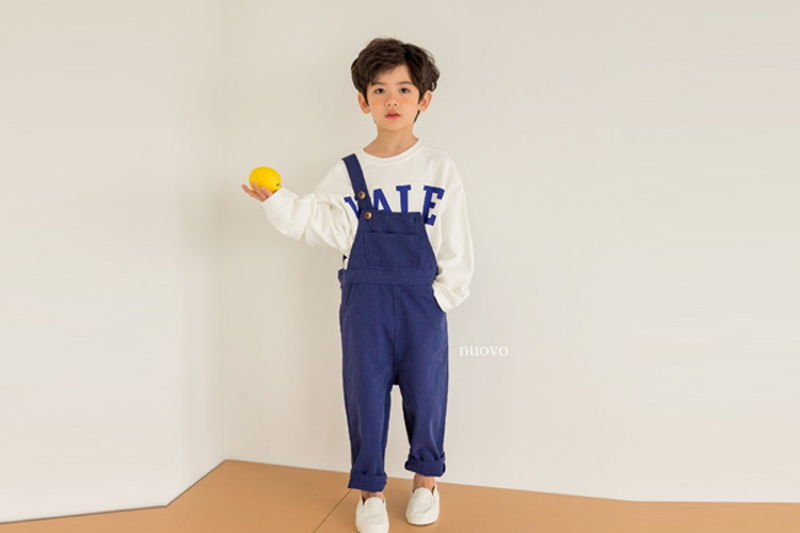 NUOVO - BRAND - Korean Children Fashion - #Kfashion4kids - Gogo Overalls