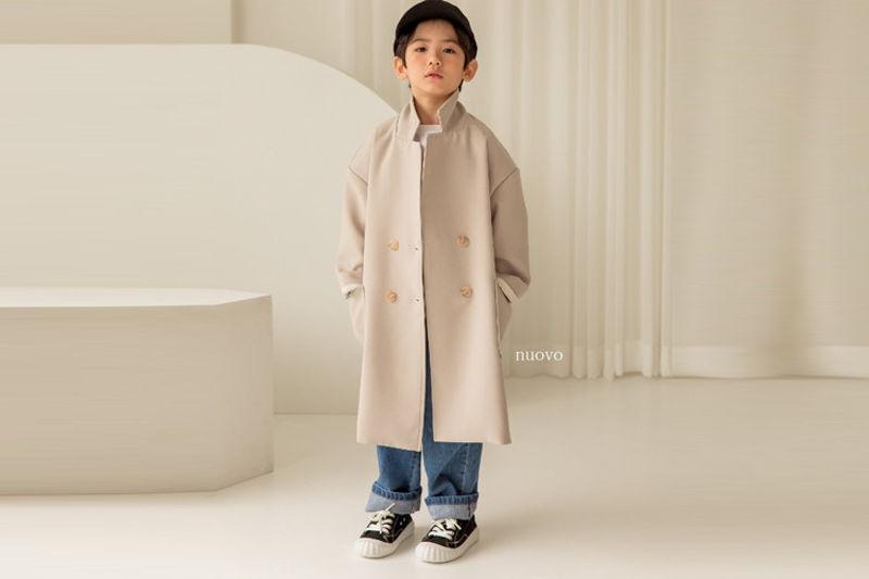 NUOVO - BRAND - Korean Children Fashion - #Kfashion4kids - Dublin Coat