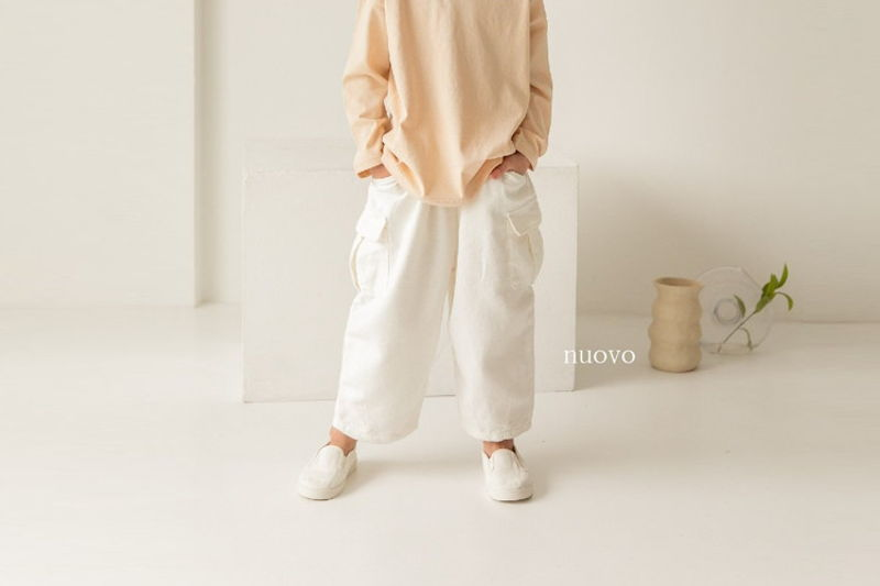 NUOVO - BRAND - Korean Children Fashion - #Kfashion4kids - Vintage Pants