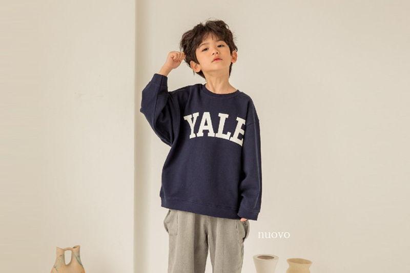 NUOVO - BRAND - Korean Children Fashion - #Kfashion4kids - Yale MTM