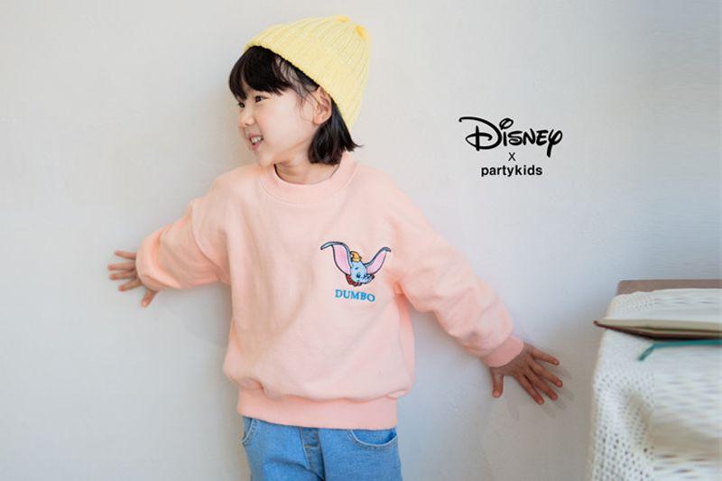 PARTY KIDS - BRAND - Korean Children Fashion - #Kfashion4kids - Dumbo Tee