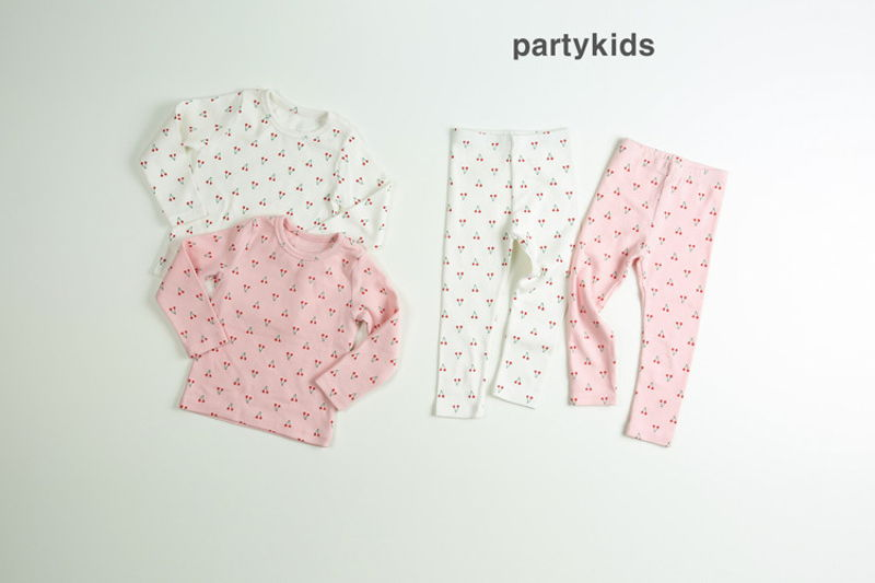 PARTY KIDS - BRAND - Korean Children Fashion - #Kfashion4kids - Cherry Easywear