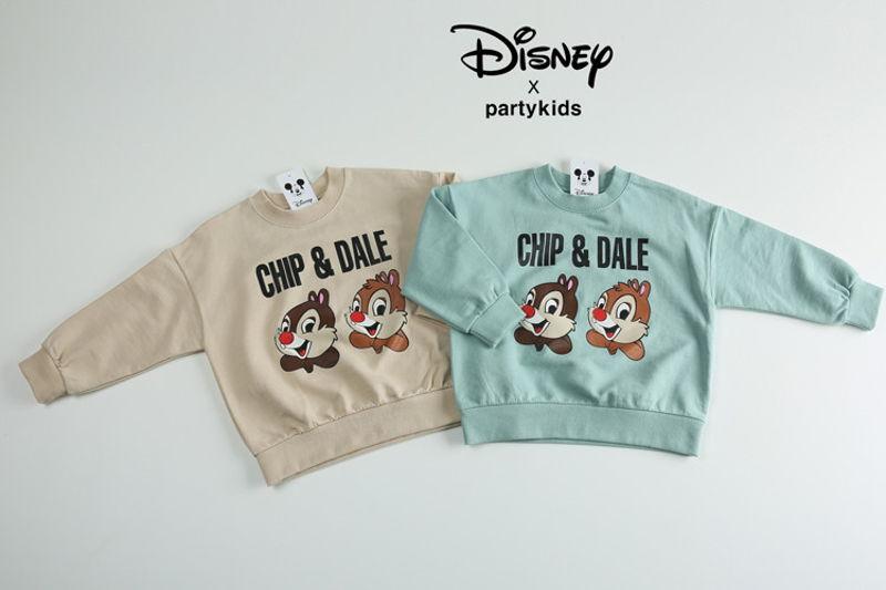 PARTY KIDS - BRAND - Korean Children Fashion - #Kfashion4kids - Chip & Dale Tee