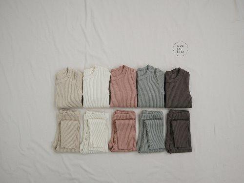 PEEKABOO - BRAND - Korean Children Fashion - #Kfashion4kids - Milk Easywear