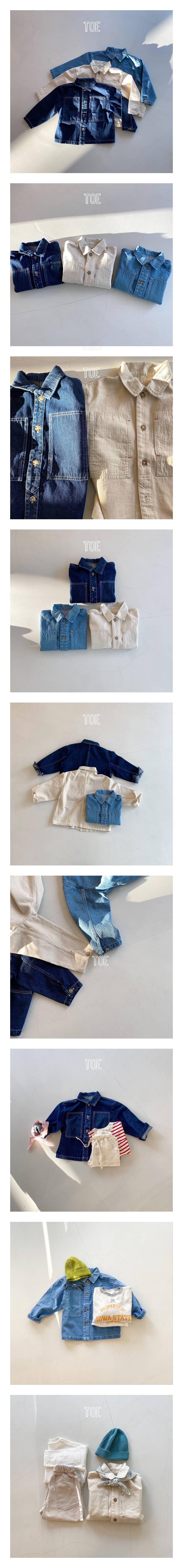 TOE - Korean Children Fashion - #Kfashion4kids - Naibong Jacket