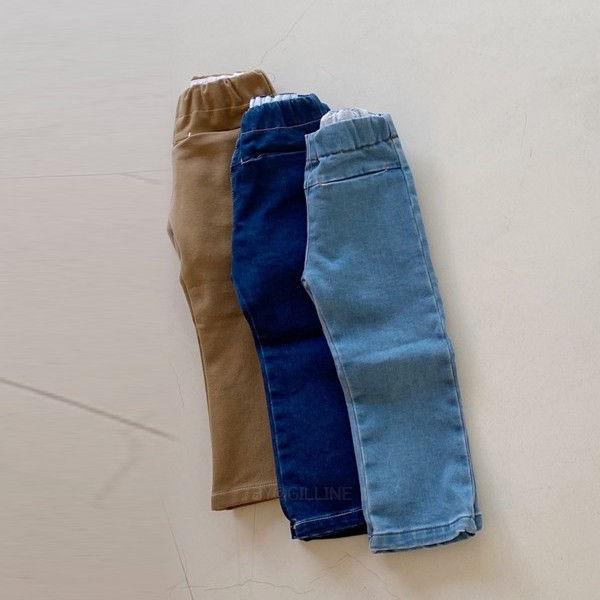 TOE - BRAND - Korean Children Fashion - #Kfashion4kids - Spring Low Pants