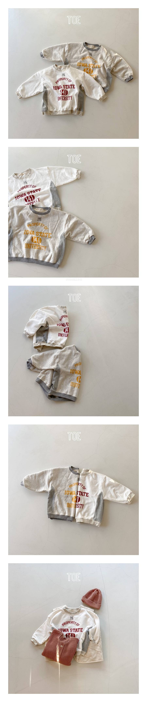 TOE - Korean Children Fashion - #Kfashion4kids - Iowa MtM T