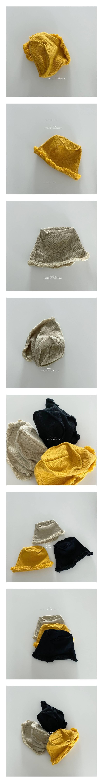 YELLOW FACTORY - Korean Children Fashion - #Kfashion4kids - Bucket Hat