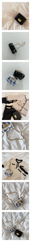 YELLOW FACTORY - Korean Children Fashion - #Kfashion4kids - Flap Bag