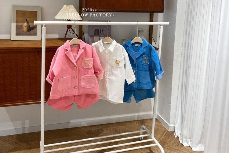 YELLOW FACTORY - BRAND - Korean Children Fashion - #Kfashion4kids - Lauren Jacket