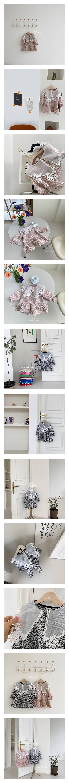 YELLOW FACTORY - Korean Children Fashion - #Kfashion4kids - Coco Dress