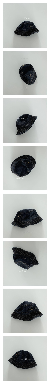 YELLOW FACTORY - Korean Children Fashion - #Kfashion4kids - Denim Hat