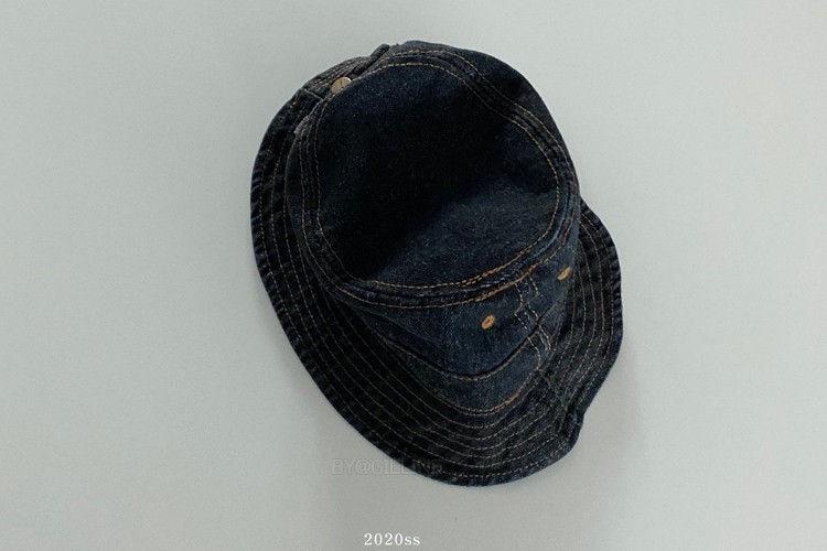 YELLOW FACTORY - BRAND - Korean Children Fashion - #Kfashion4kids - Denim Hat