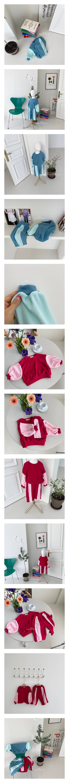 YELLOW FACTORY - Korean Children Fashion - #Kfashion4kids - Macau Set