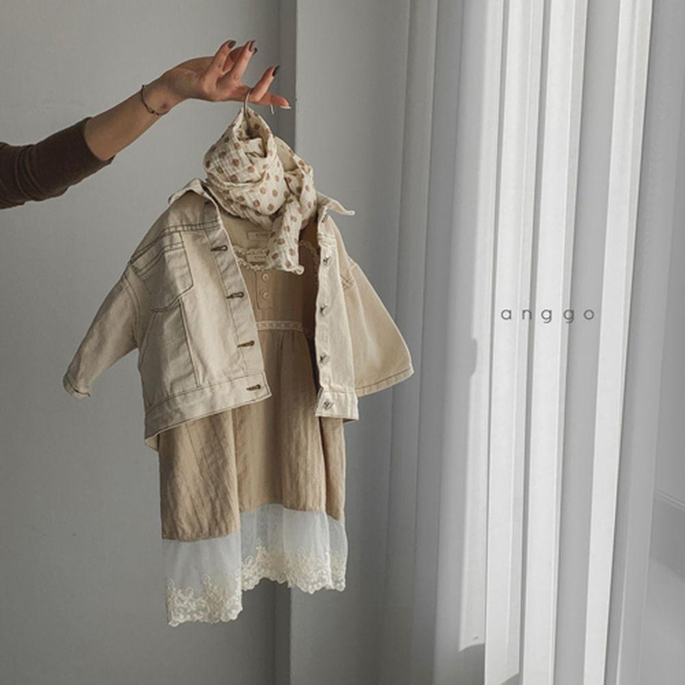 ANGGO - Korean Children Fashion - #Kfashion4kids - Fleco Jacket - 10
