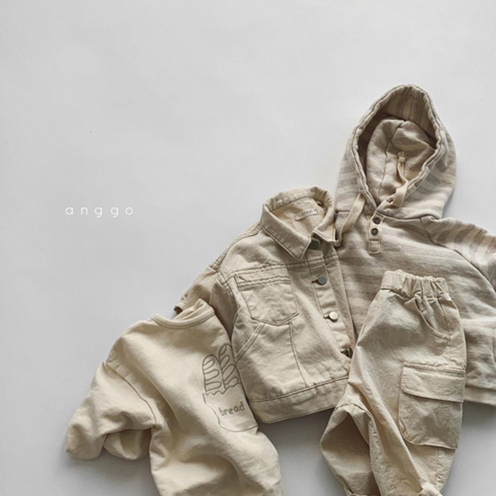 ANGGO - Korean Children Fashion - #Kfashion4kids - Fleco Jacket - 5