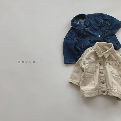ANGGO - BRAND - Korean Children Fashion - #Kfashion4kids - Fleco Jacket