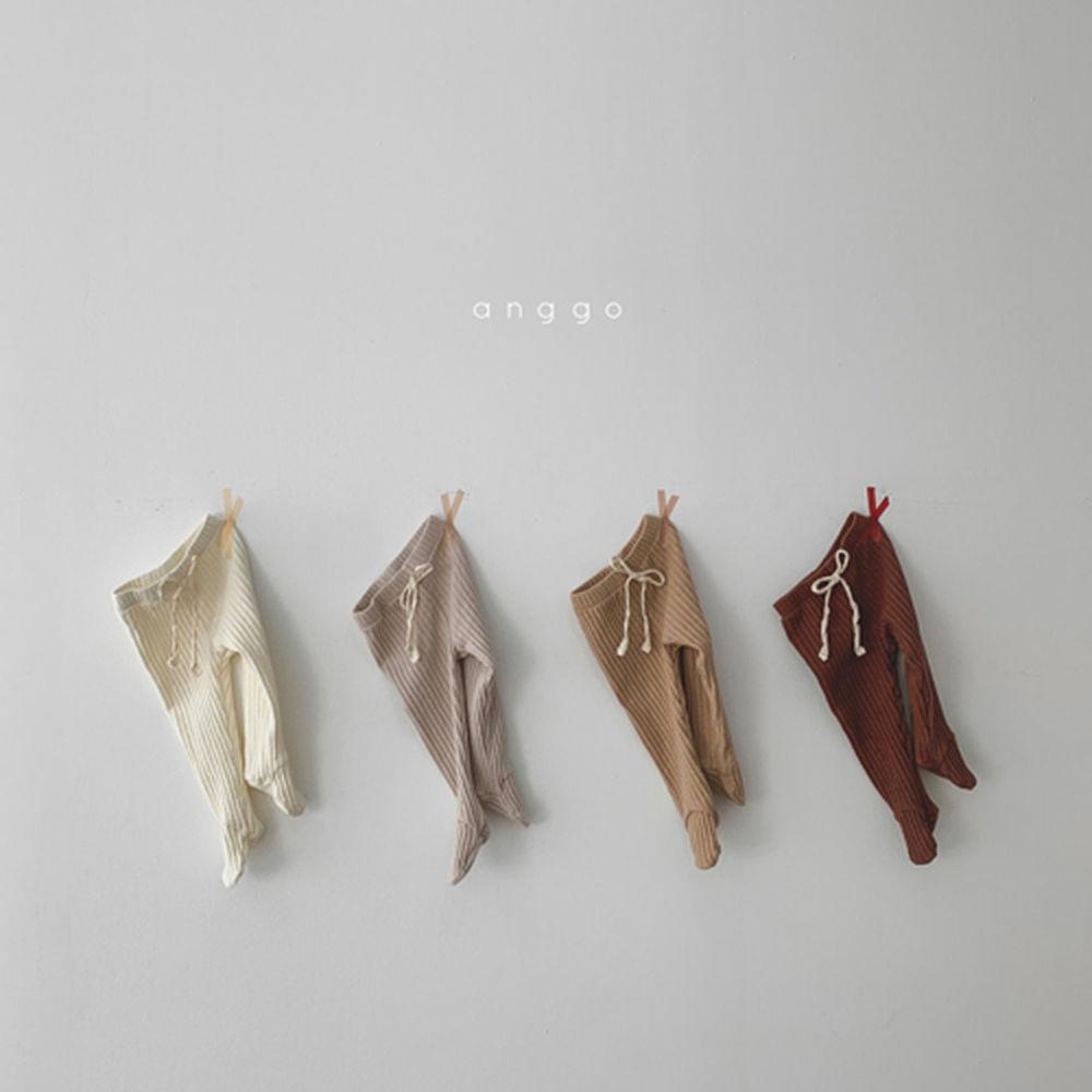 ANGGO - Korean Children Fashion - #Kfashion4kids - Bebe Churros Leggings