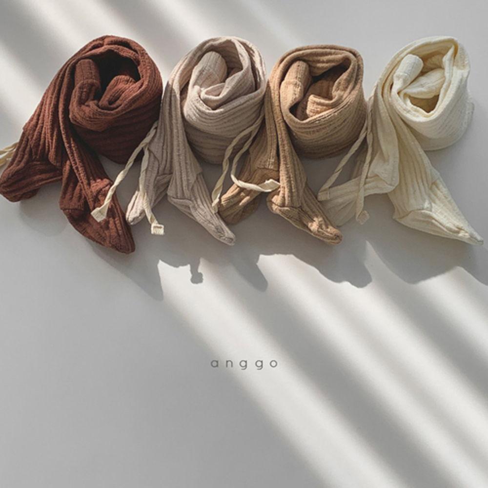 ANGGO - Korean Children Fashion - #Kfashion4kids - Bebe Churros Leggings - 2