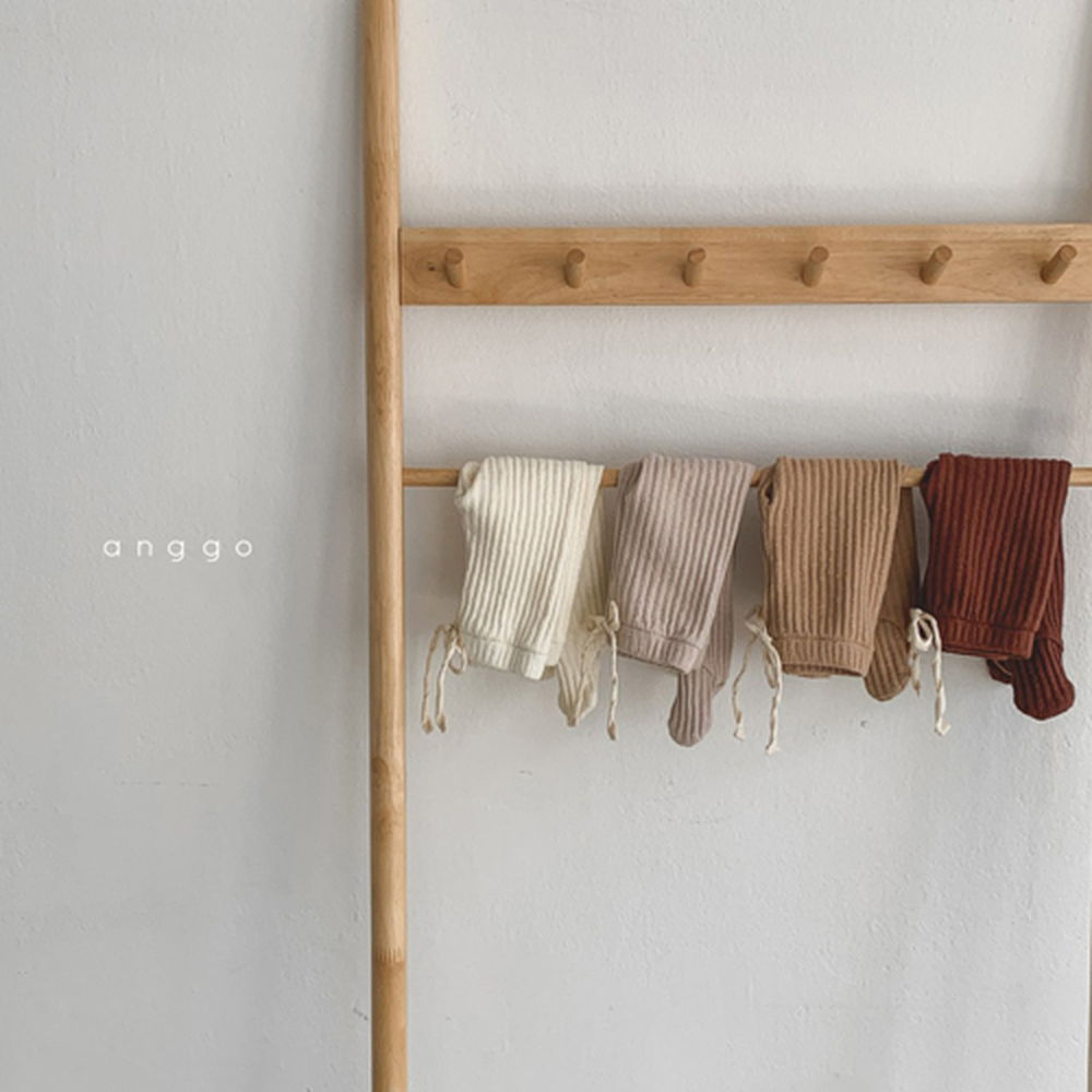 ANGGO - Korean Children Fashion - #Kfashion4kids - Bebe Churros Leggings - 3