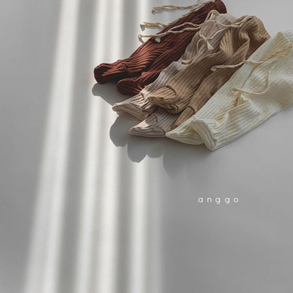 ANGGO - Korean Children Fashion - #Kfashion4kids - Bebe Churros Leggings - 5