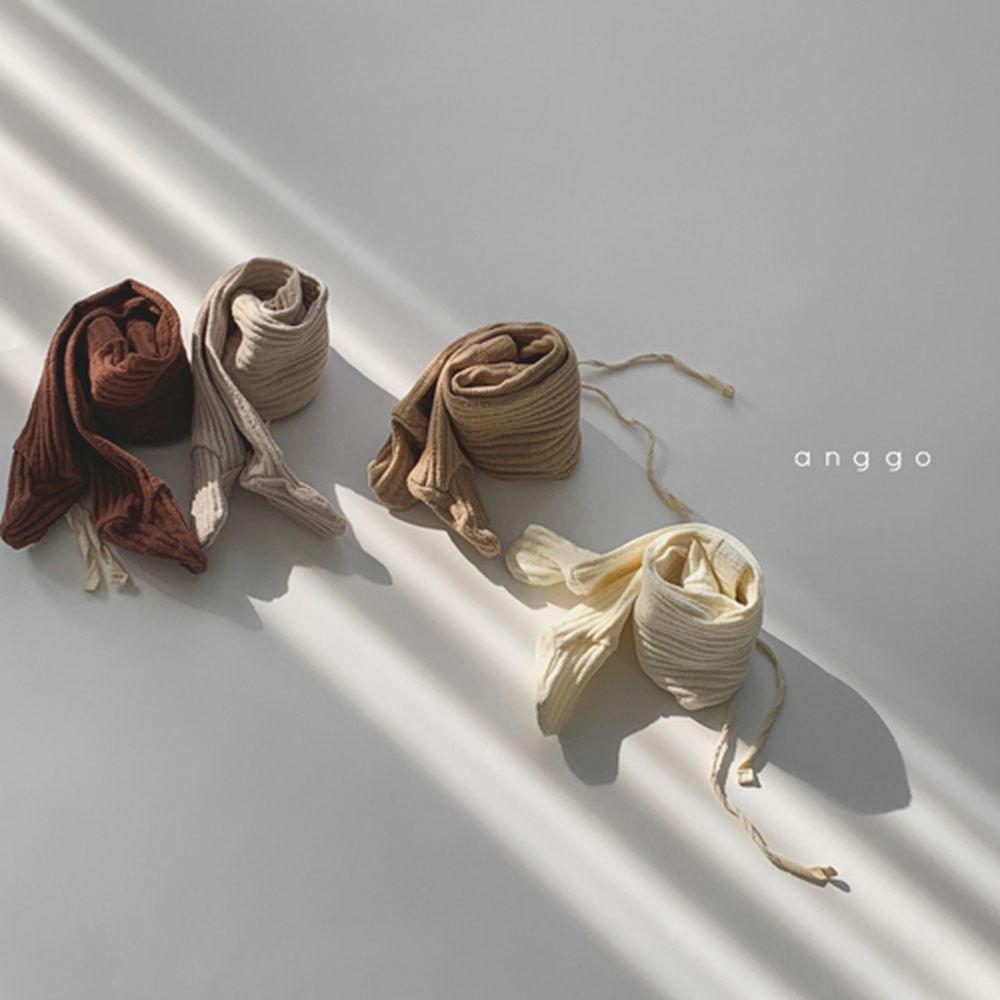 ANGGO - Korean Children Fashion - #Kfashion4kids - Bebe Churros Leggings - 6