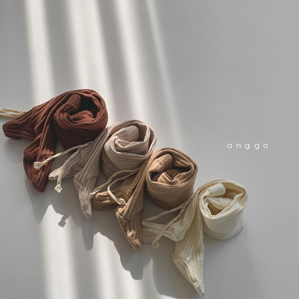 ANGGO - Korean Children Fashion - #Kfashion4kids - Bebe Churros Leggings - 8