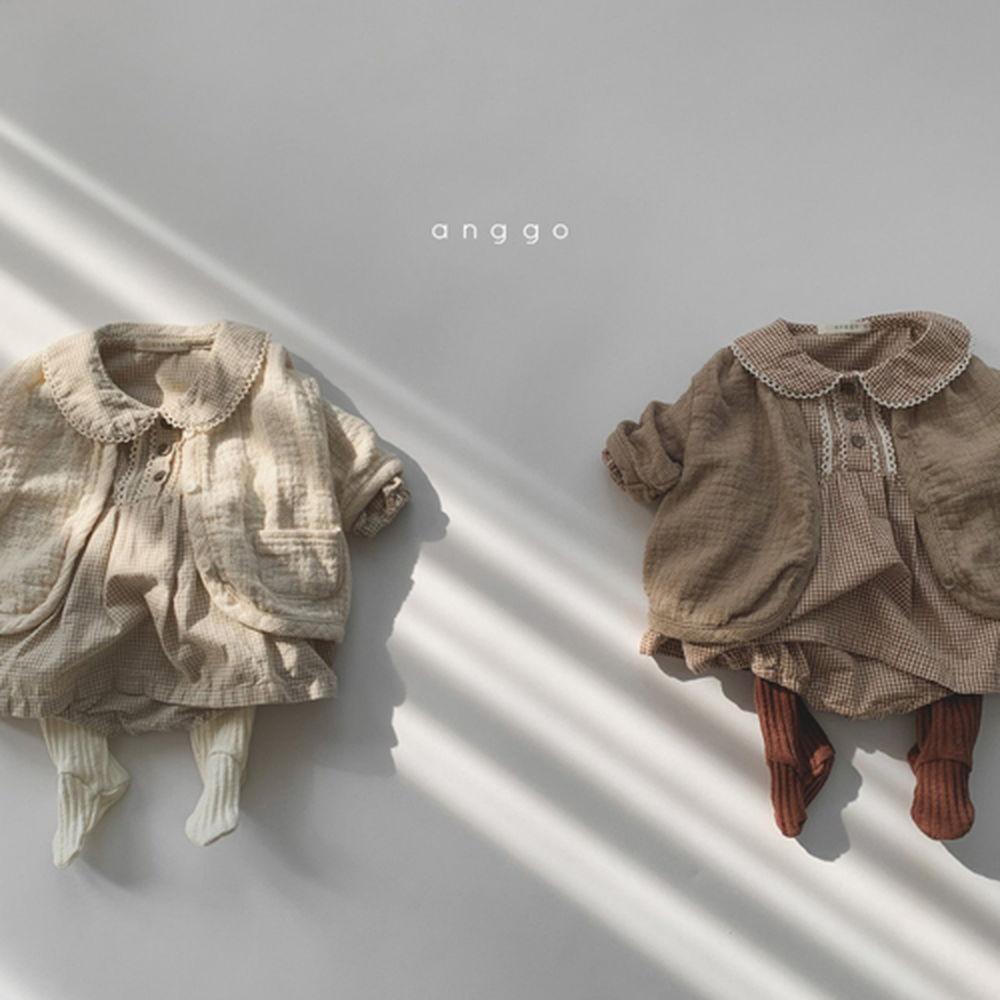 ANGGO - Korean Children Fashion - #Kfashion4kids - Bebe Churros Leggings - 9