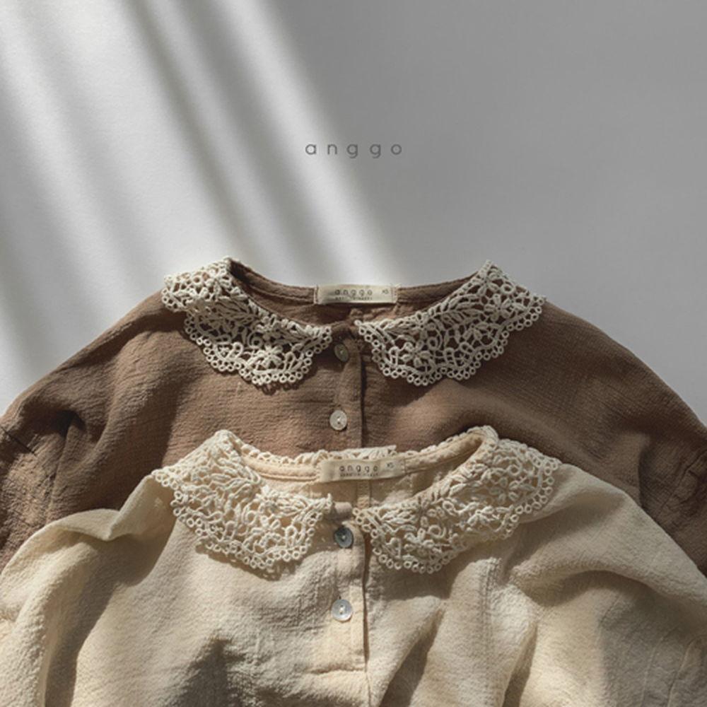 ANGGO - Korean Children Fashion - #Kfashion4kids - Vienna One-piece - 3